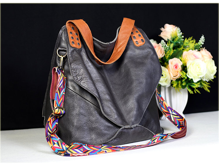 free shipping Leather handbags women Soft shoulder large head layer cowhide Han edition 2017 new Europe  big bagfree shipping Leather handbags women Soft shoulder large head layer cowhide Han edition 2017 new Europe  big bag