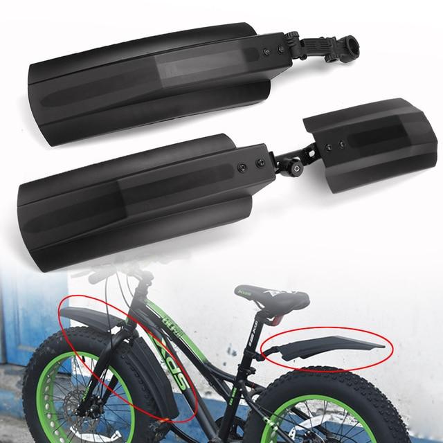 20 26 Inch Bicycle Mtb Front Rear Fenders Mud Guard Bike Fender