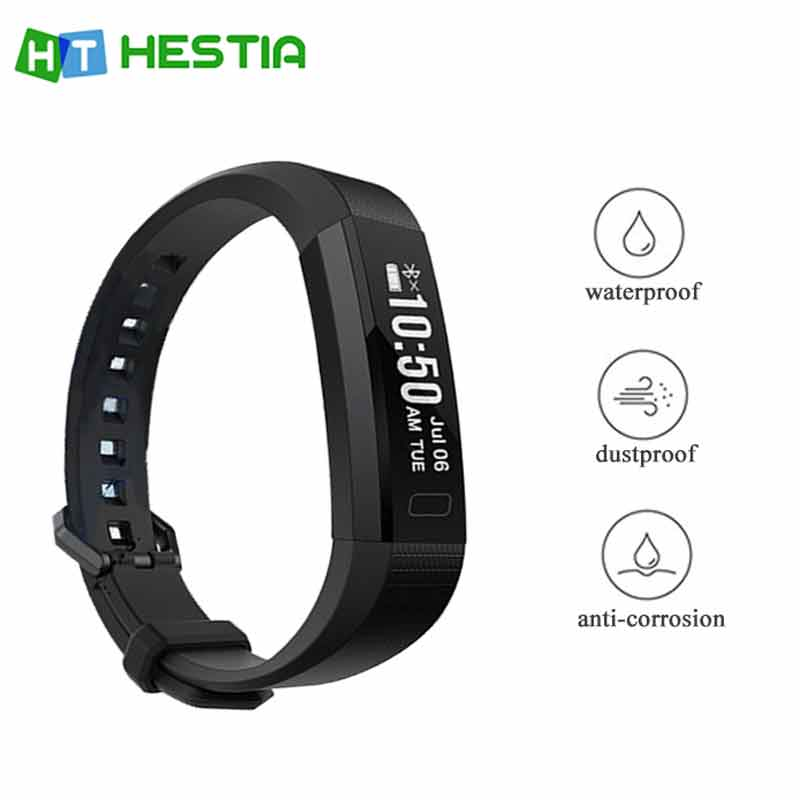HESTIA Y11 Smart Wristband Fitness Tracker bracelet Heart Rate Monitor Pedometer Smart Band for IOS Android