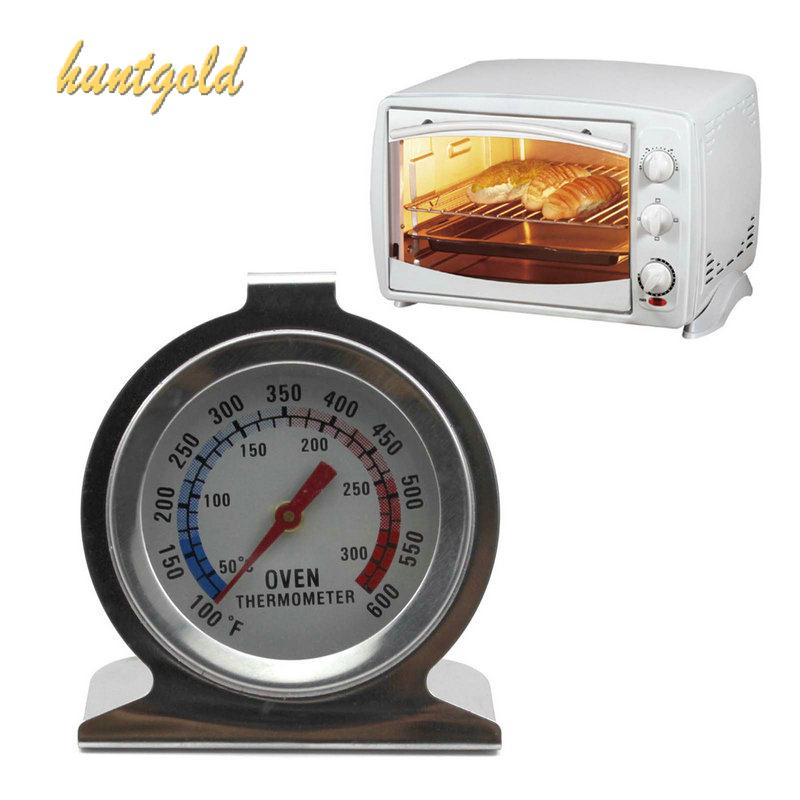 Cooker Temperature Gauge ~ Pc staineless steel home kitchen analog dial oven