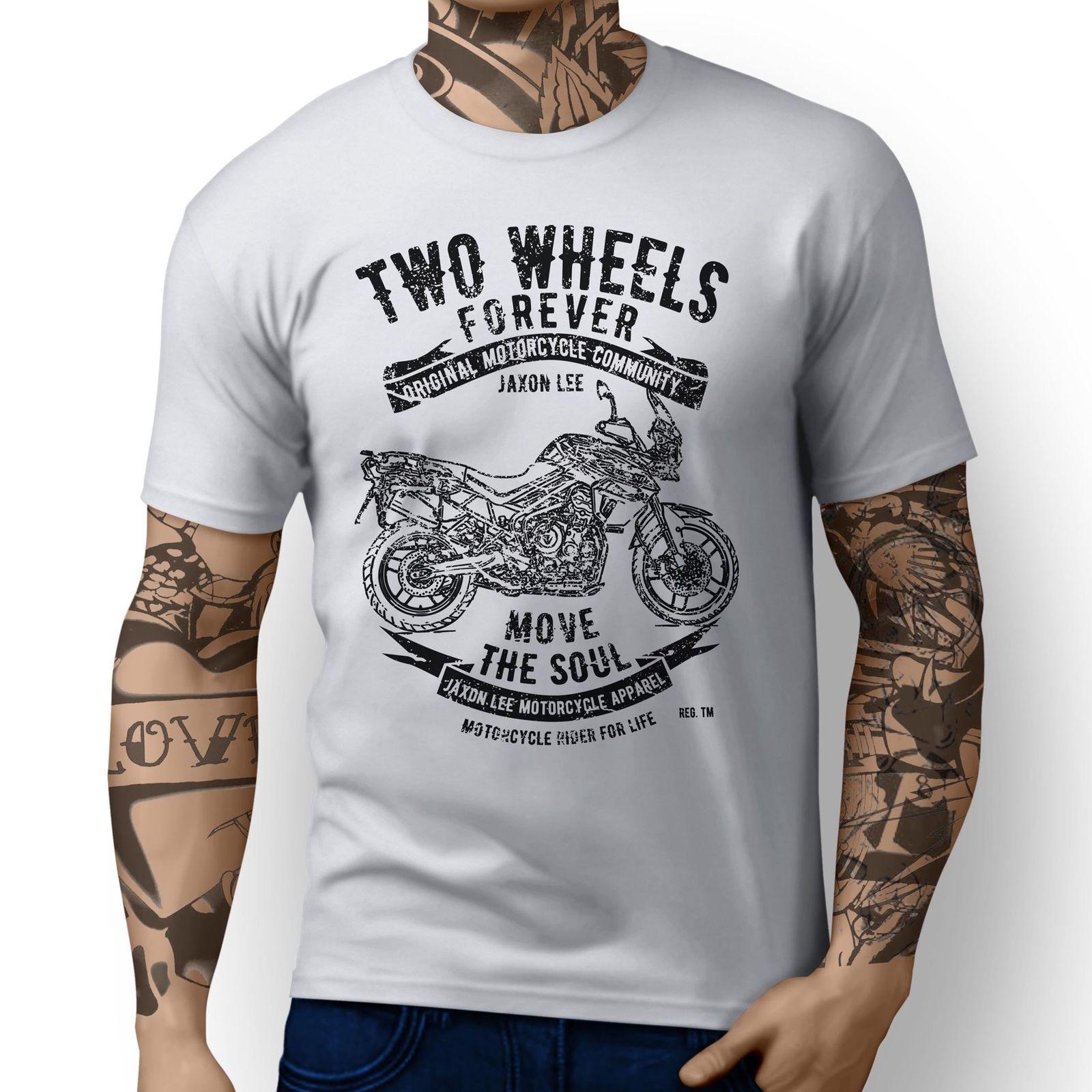 Sale American Motor Tiger 800 XRT Motorcycle Tee shirt