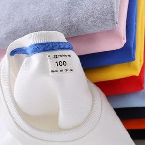 Image 4 - Zestawy dla dzieci wiosna i jesień nowe ubrania dla dzieci 100% bawełna sweter + spodnie kreskówki chłopiec dziewczyna garnitur
