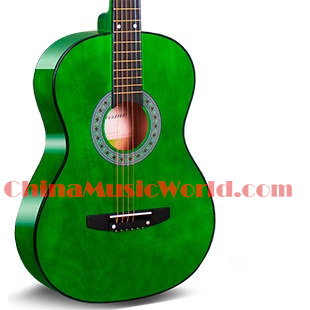38 inch Green finish Acoustic guitar of Afanti Music (ACM-167) lehiste bibliotheca phonetica some acoustic characteristics of dysarthric speech