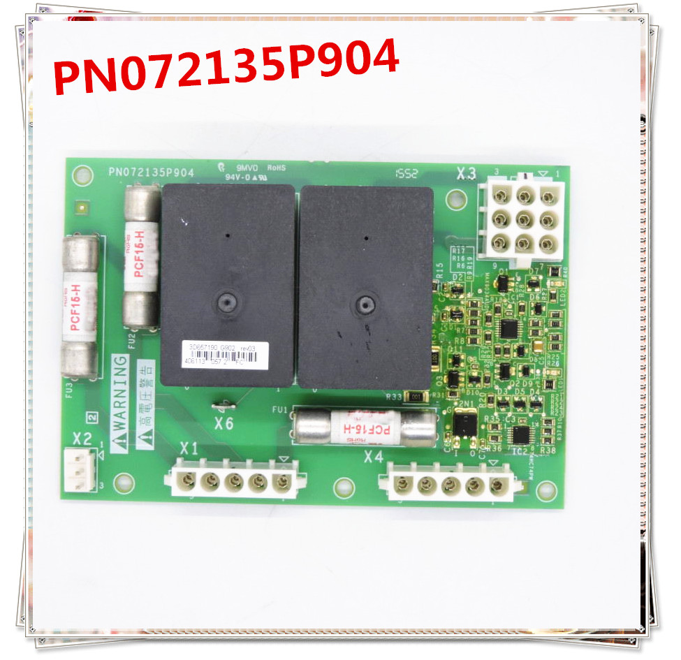 Air Conditioner Parts Original New Driver Board Pn072128p3 Pn072128p4 For Atv61 And Atv71 Frequency Converter Air Conditioning Appliance Parts
