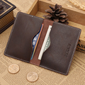 Porte Carte Bank ID Business Credit Card Holder Organizer Auto Car Document Passport Cover Case Men Wallet Bag Purse Cardholder