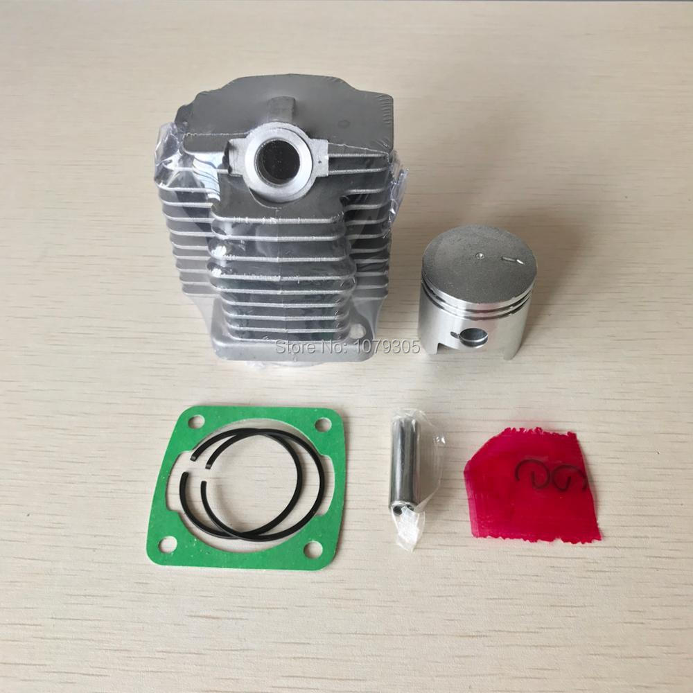NB411 1E40F-6 Brush cutter grass trimmer cylinder set dia 40mm