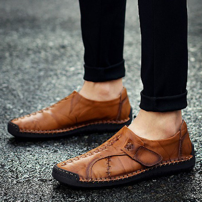 Hiver Homme Mode Peluche Cuir Chaussures Grand Slip Chaud yellow brown Xmp894 red Solide La Black Split Hee Causal Courte Toe Routnd Nouvelle En brown 2019 sur v5IwW7qH