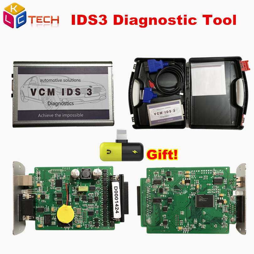V107 01 IDS 3 OBD2 Diagnostic Scanner Tool IDS3