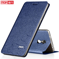 xiaomi redmi note 4 global version case book flip luxury leather silicone funda mofi phone case xiaomi redmi note 4 global cover