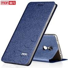 Xiaomi Redmi Note 4 Глобальный Версия чехол книжка Флип Роскошный кожаный силиконовые принципиально Mofi чехол для телефона Xiaomi Redmi Note 4 Глобальный крышка