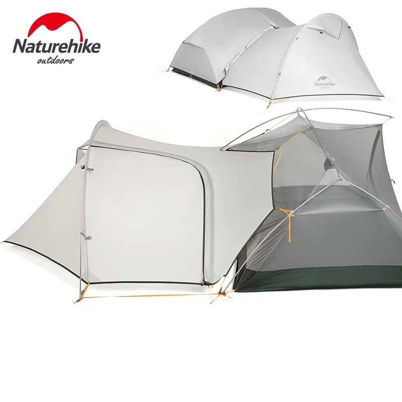 Naturehike Tent Vestibule for Mongar 2 (Not Includind Mongar 2 Tent)Naturehike Tent Vestibule for Mongar 2 (Not Includind Mongar 2 Tent)
