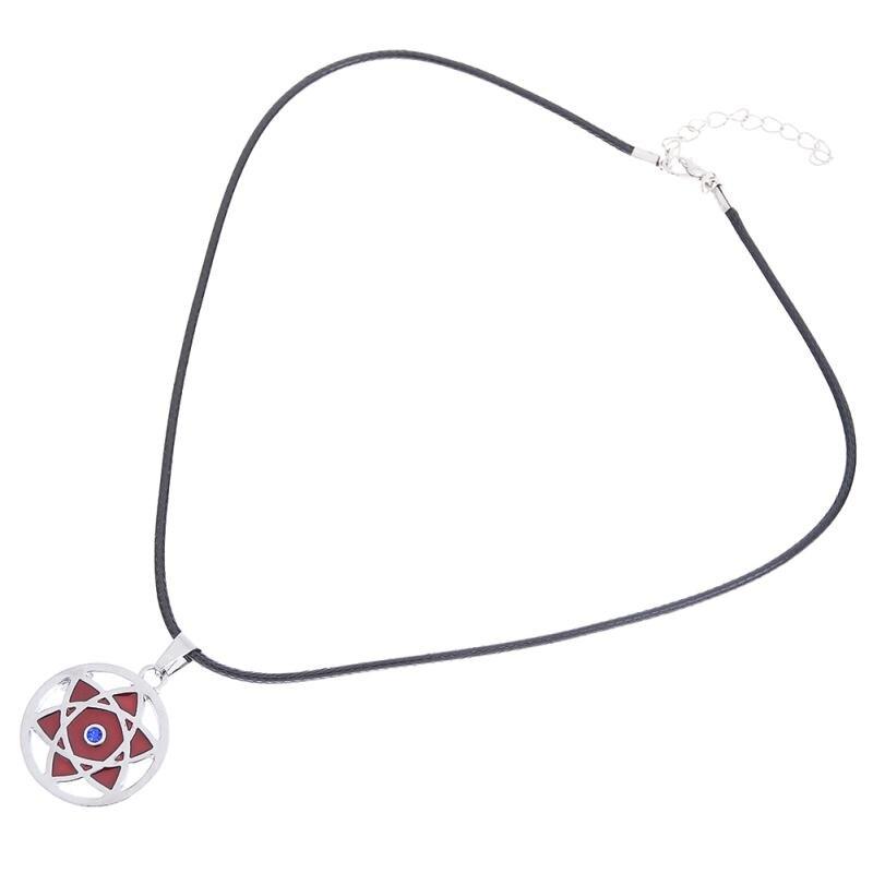 57d59e1ea7b5 Anime NARUTO uchiha Sasuke Ojos colgante collar vintage moda Cosplay para  las mujeres hombres joyería mejor regalo 2016 en Collares pendientes de  Joyería y ...