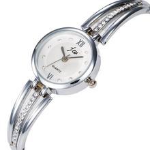 Luxury Bracelet Watch For Women Ladies Fashion Quartz-watch Female Imitation Diamond Wristwatch relogio feminino Gift #C