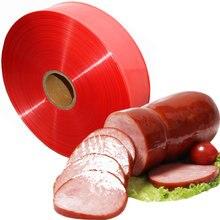Пищевая Экологичная пластмассовая обшивка gules колбаса банан Songjiang яйцо ветчина колбаса ширина 85 мм/120 мм длина 10 м
