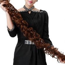 HiDoLA  New Fashion Women 80cm Long Hair Bun Chignon Synthetic Fibre DIY Extension headwear