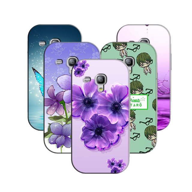 Phone Case for Samsung Galaxy S3 Mini (SIII Mini) GT-i8190 i8200 4.0 inch Original Printed Cover Coque Painting Back Cover