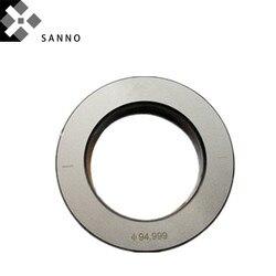 Школьные кольцо с символикой спортивной команды датчик 90 мм/97 мм/130 мм внутренний диаметр гладкой кольцевой калибр