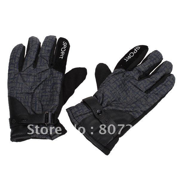 wholesale Polar Fleece Hunting Glove Anti-Slip Grip Riding Gloves motorcycle Racing Gloves