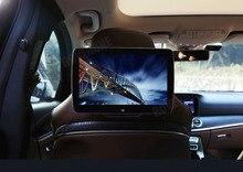 "RoverOne 2 uds X 11 ""Android 6,0 Car PC de reposacabezas TFT LCD Monitor reposacabezas asiento trasero Tablet entretenimiento 1080P asiento trasero pantalla"