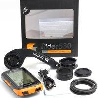 Bryton Rider R530E GPS Bicycle Bike Cycling Computer & Extension Mount international GLOBAL version