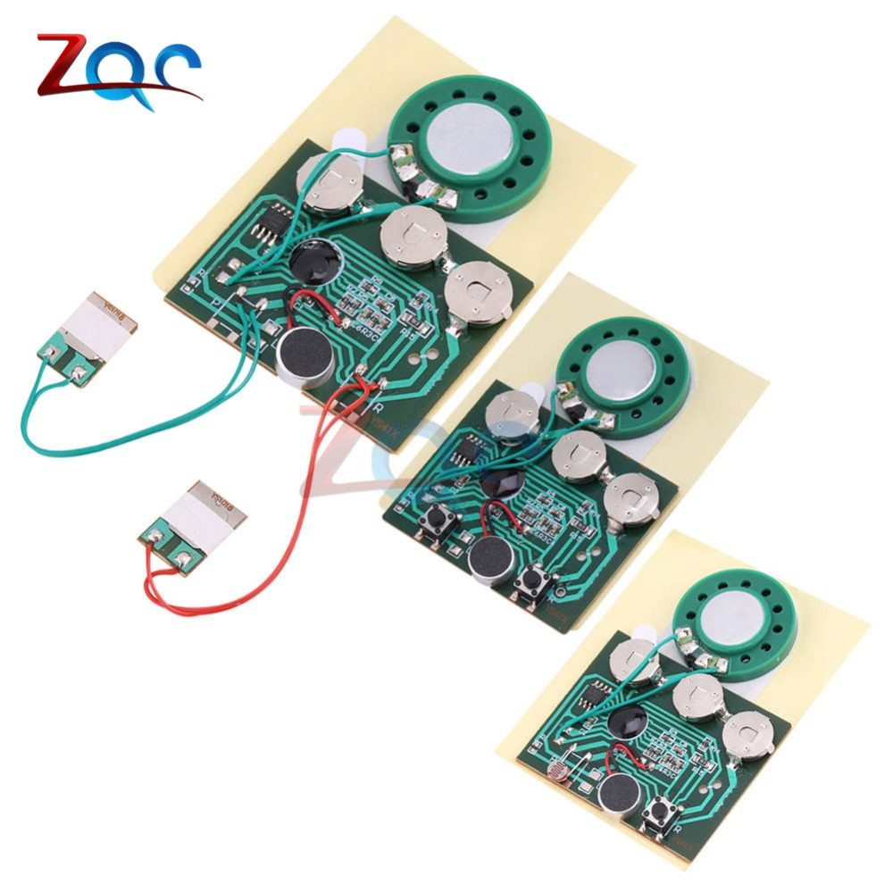 Online Shop 1pc Kid Adult Sound Recordable Voice Module For Greeting