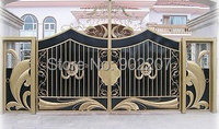 High Designs China Wrought Iron Gates Wrought Iron Gate For Home Villas