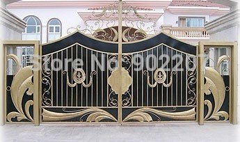 Best High Designs China Wrought Iron Gates Wrought Iron Gate For