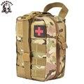 SINAIRSOFT нейлоновая сумка для первой помощи  тактический Молл  медицинский мешочек EMT  аварийный EDC Рип-Ауст  для выживания IFAK  утилита для автом...