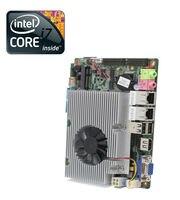 İnternet cihazı, yönlendirici, güvenlik duvarı, NAS HM77 Anakart entegre CPU ile