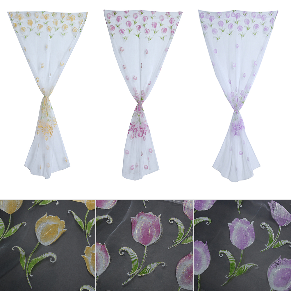 Window blinds for sale window shade price list brands amp review - Light Shade Window Bedroom Curtain Polyester Glass Screen Window Screens Shutters Modern Style Wedding Celebration Decoration