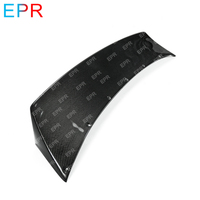For Nissan 350Z Carbon Fiber Rear Wing Body Kit Car Styling Auto Tuning Part For 350z Rocket Bunny Rear Spoiler