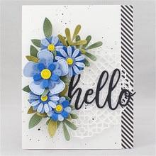 Eastshape Flower Series Metal Cutting Dies 2019 New For Scrapbooking Craft Card Ablum Background Die1Pc/lot 66*66MM