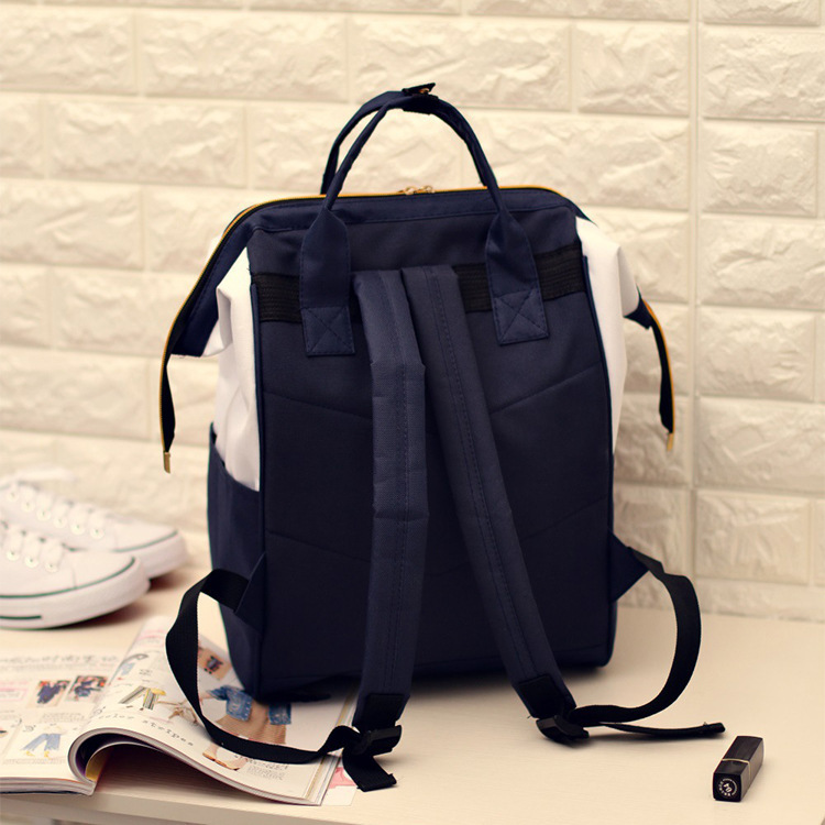 ecbbfbe09f5f 2017 Canvas Printing Backpack Women School Bag Teenage Girls Cute Bookbag  Vintage Laptop Backpacks Female hand bag-in Backpacks from Luggage   Bags  on ...