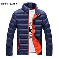 BSETHLRA 2017 Winter Jackets Men Hot Sale Casual Outwear Windbreak Coats Thick Cotton Warm Parka Men