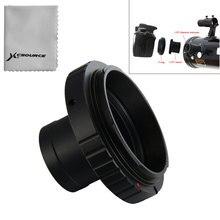Алюминиевый Сплав T2 Турель Объектив Камеры Адаптер Для Canon EOS SLR и Окуляр Телескопа Адаптер с 1.25in Портов DC615
