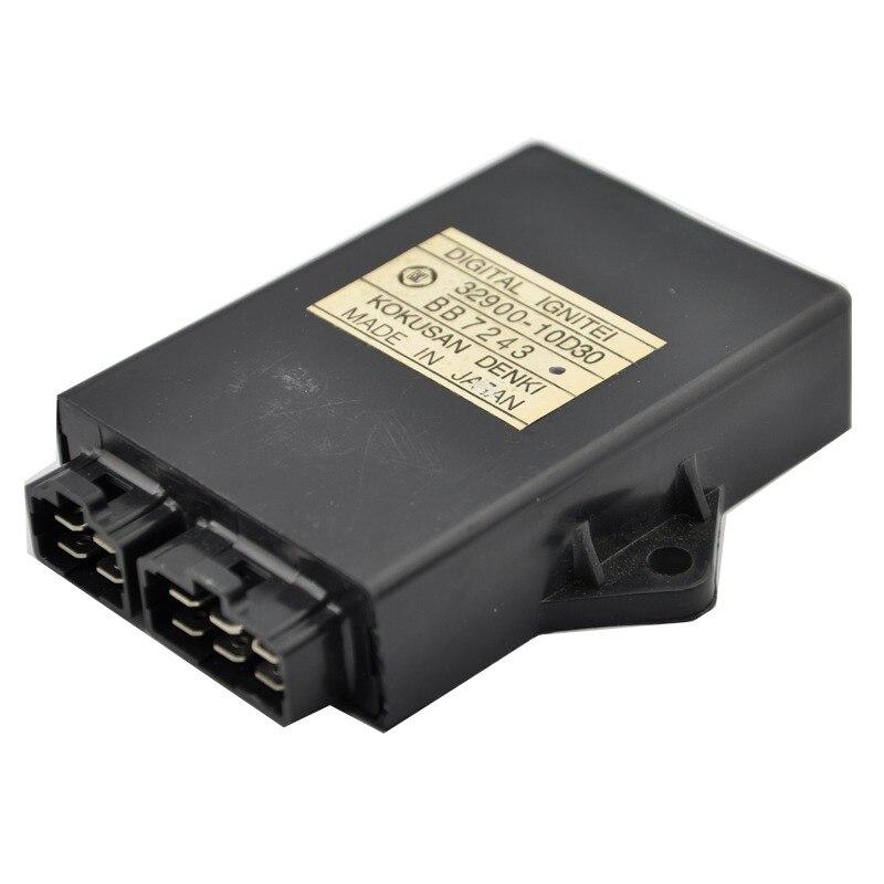 High Performance Derestrict Digital Ignition CDI ECU Box Ignitor For SUZUKI GSX400R GJ75A 7243  цена