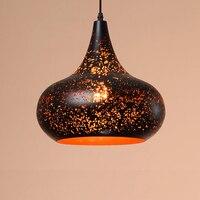 vintage pendant lights hanging industrieel lamp pendant light E27 led fixtures loft lustres e pendentes para sala de jantar