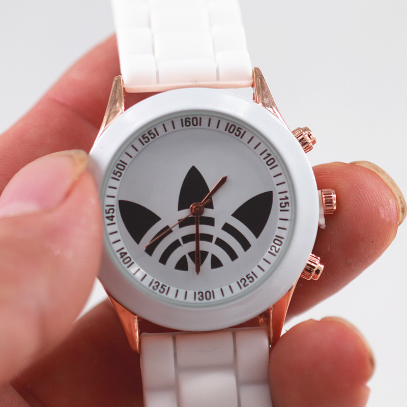 Фото Dropshipping reloj mujer New fashion Brand Geneva Dress Watches Silicone Watch Oso Analog Quartz Watch Women Bracelet Watch Bear