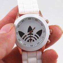 Дропшиппинг Reloj Mujer Новый модный бренд Женева платье Часы силиконовые часы oso аналоговые кварцевые часы Для женщин часы-браслет медведь