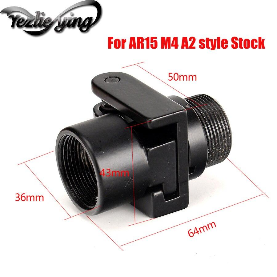 AR15 M4 A2 inventario de estilo AK Vector óptico de lado de adaptador