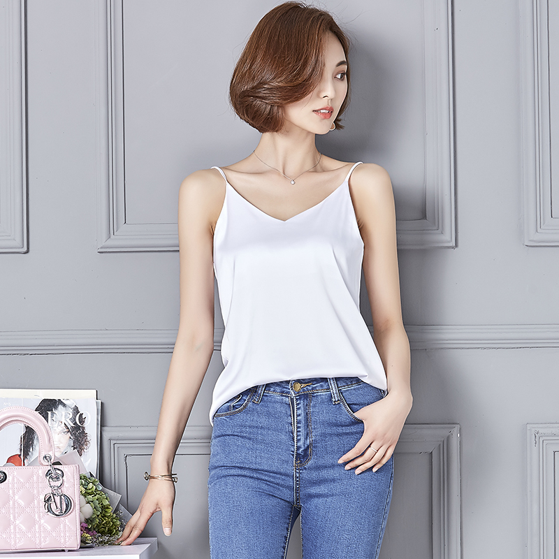 Women Sexy Strapless Camis Tank Tops 7 Colors Sleeveless Shirts Ladies Casual Streetwear Asymmetrical Blouses Blusas