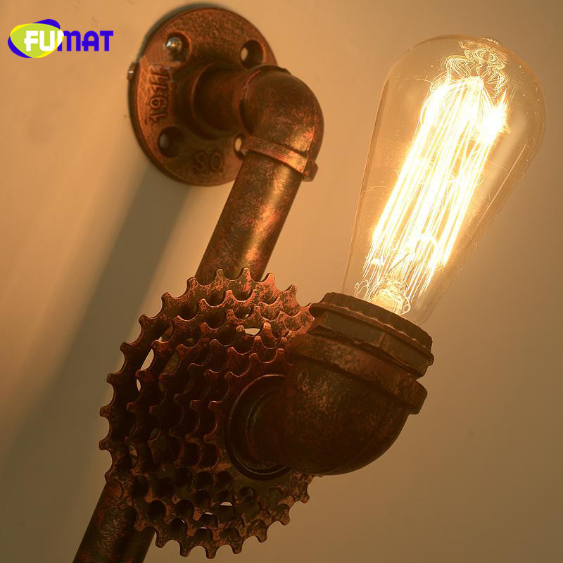 Water Pipe Sconces 5