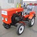 12HP Tractor de Cuatro ruedas La Agricultura Tractores Cultivadores Mejorar La Eficiencia del Trabajo Rueda Máquina Manejable