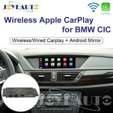 Joyeauto wifi беспроводной Apple Carplay Car Play с iOS 13 модифицированный 1 3 5 6 7 серия X1 X3 X5 X6 CIC 8,8 10,25 дюймов 09-13 для BMW