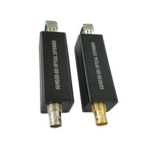 Image 2 - Mini HD SDI Optical Terminal HD Video Fiber Converter 1080I Optional 3G SDI Transceiver LC Port