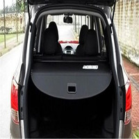 Auto Interior for Hyundai IX25(crate) car cover curtain genuine leather trunk partition baffle tail cover