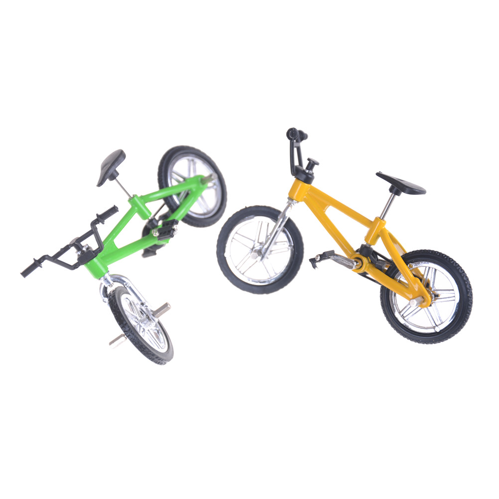 Sports Mini Finger Bmx Bicycle Model Tech Deck Children Simulation Kids Toys Gifts Toys Hobbies