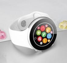 Bluetooth smart uhr Wasserdichte Armbanduhr Sport Genaue Sport Schrittzähler Pulsmesser Smartwatch Für iPhone Android