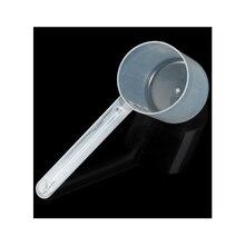 10 шт. 30 г ложки профессиональные прозрачные пластиковые 30 г ложки для еды/молока/стиральный порошок/для лекарств измерительное приспособление