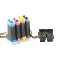 Continuous Ink System For Canon pixma MP230 MP250 MP280,MP282 MP495 Pixma IP2700 MX360 MP272 MP276 MP480 ip2770